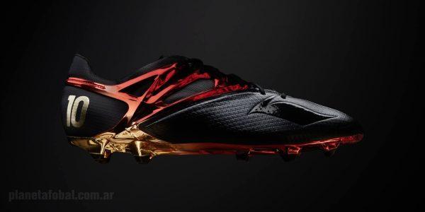 Botines edición limitada Messi 10/10   Foto Adidas