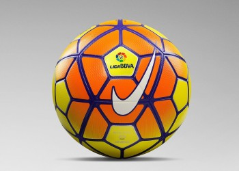 Balón Hi Vis Liga BBVA de España | Foto Nike