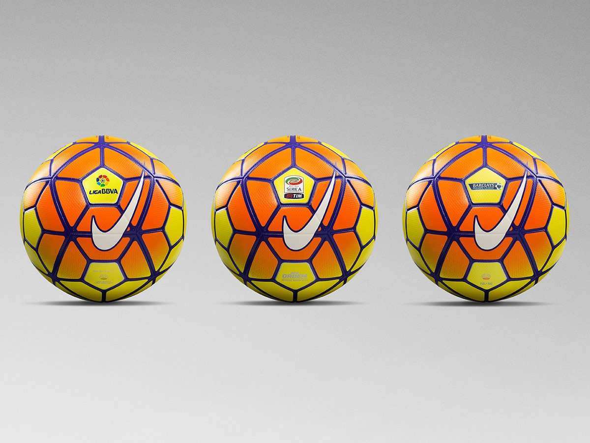 Nuevos balones Nike Ordem Hi-Vis | Foto Nike
