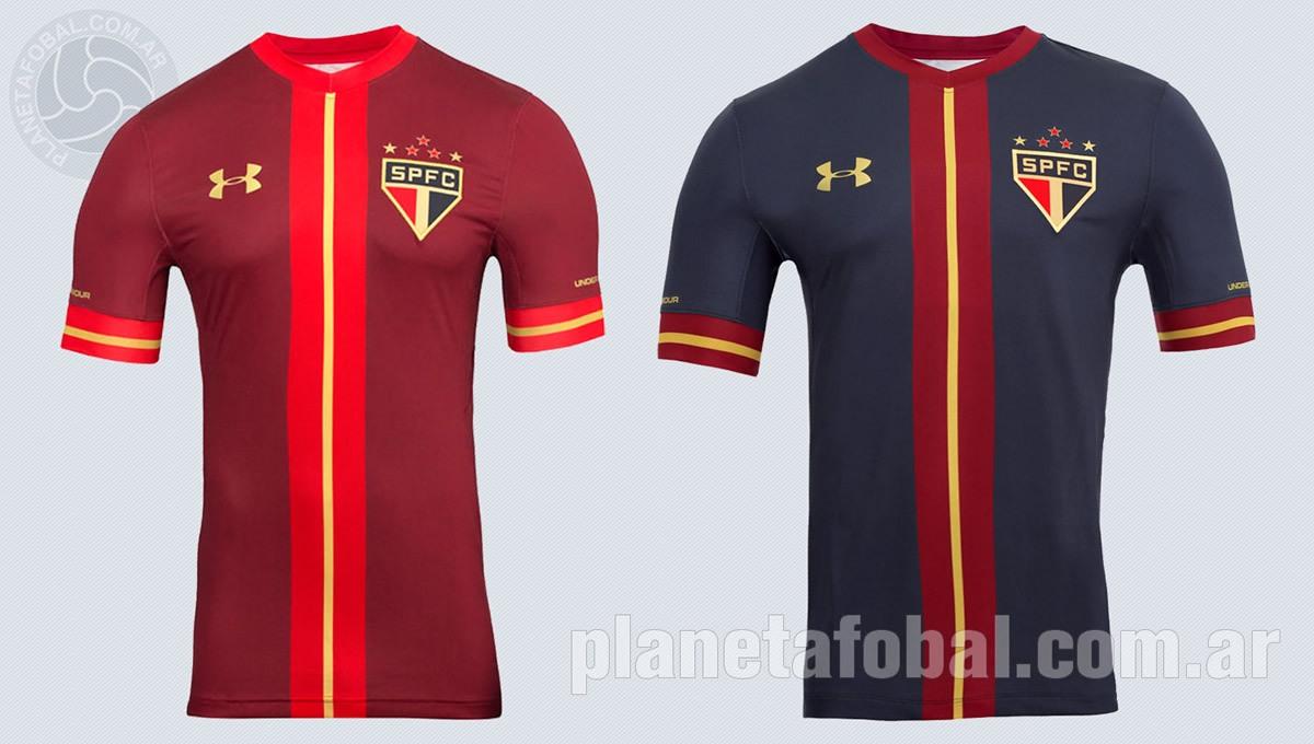 Tercera camiseta del São Paulo | Imágenes Tienda Oficial