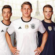Nueva camiseta titular de Alemania | Foto DFB