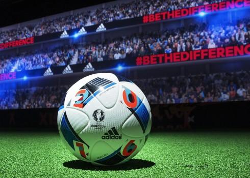 Balón oficial de la EURO 2016   Foto Adidas