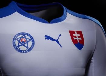 Nueva camiseta de Eslovaquia | Foto Puma