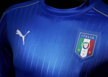 Casaca titular de Italia | Foto Puma