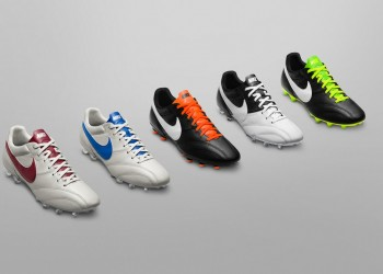 Premier Pack de los botines Tiempo   Foto Nike