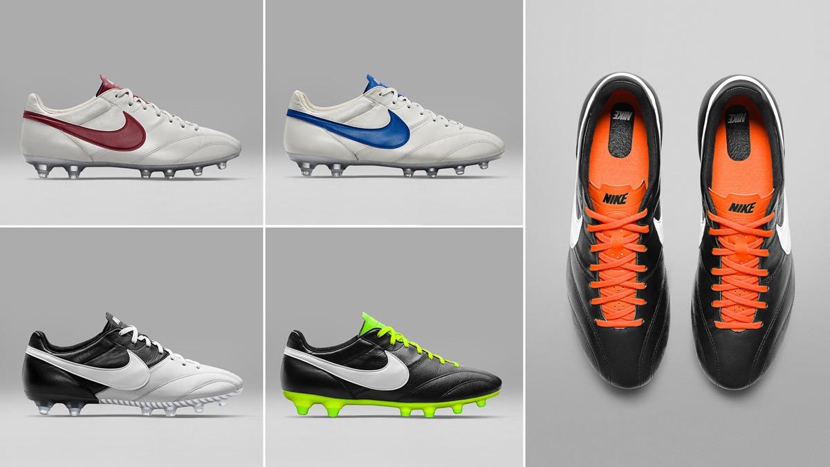 Premier Pack de los botines Tiempo | Foto Nike