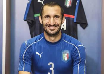 Nueva camiseta de Italia | Foto FIGC
