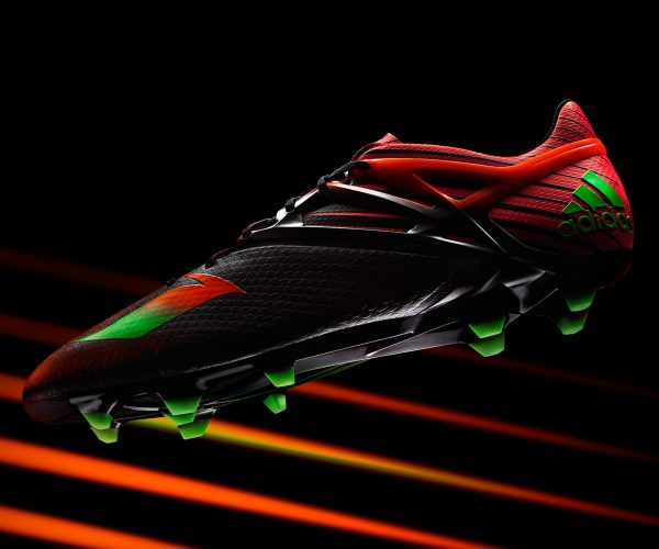 Nuevo esquema de colores de los botines Messi15 | Foto Adidas