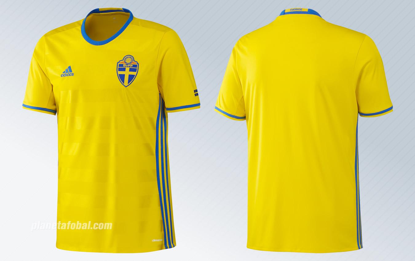 Nueva camiseta de Suecia | Imágenes Tienda Oficial