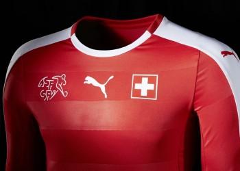 Nueva camiseta de Suiza | Foto Puma