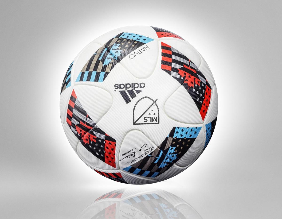 Nuevo balón para la MLS | Foto Adidas