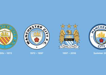 La evolucion del escudo del City | Foto Web Oficial