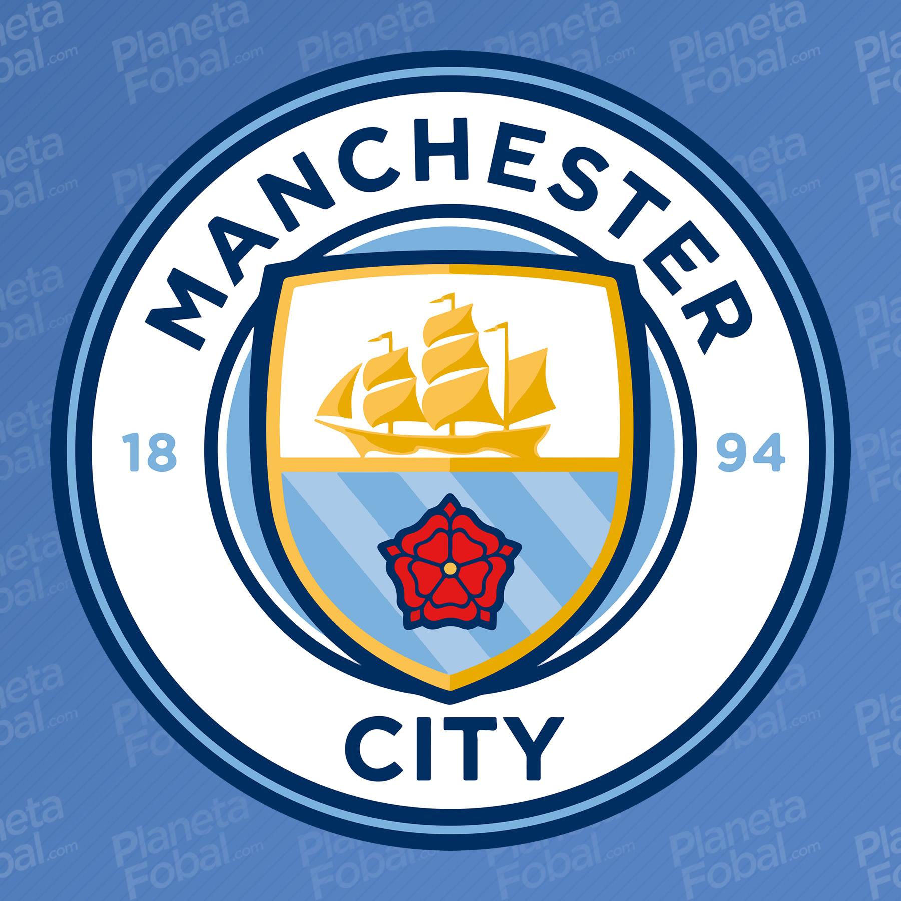 Nuevo escudo del Manchester City | Imagen Web Oficial