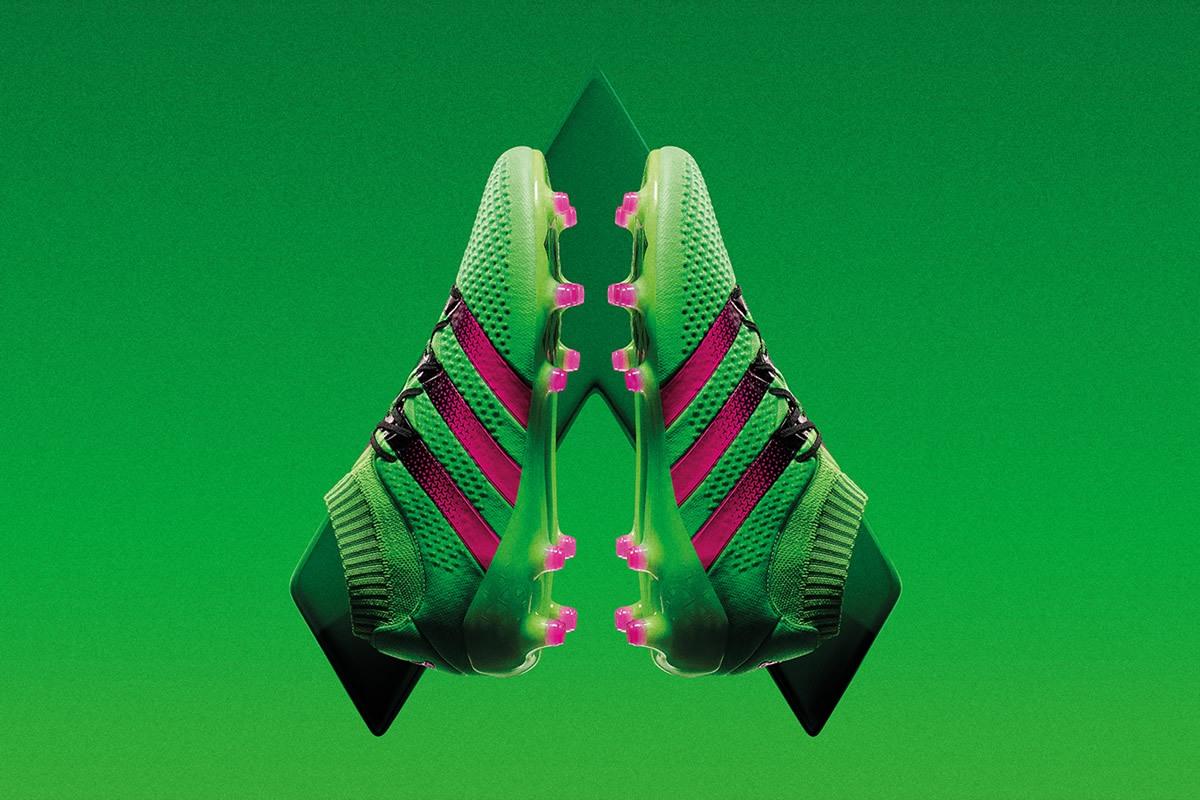 Versión Primeknit de los ACE16 | Foto Adidas