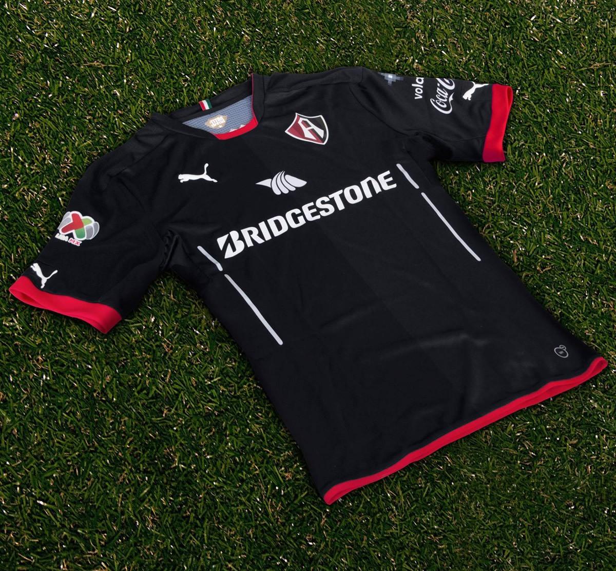 Tercera camiseta del Atlas de México para 2016 | Foto Puma