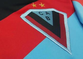 Nueva camiseta titular Il Ossso Sports de Brown | Foto web oficial