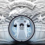 Nueva camiseta del América | Foto Web Oficial