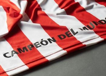 Nueva camiseta Umbro de Estudiantes de La Plata | Foto Umbro