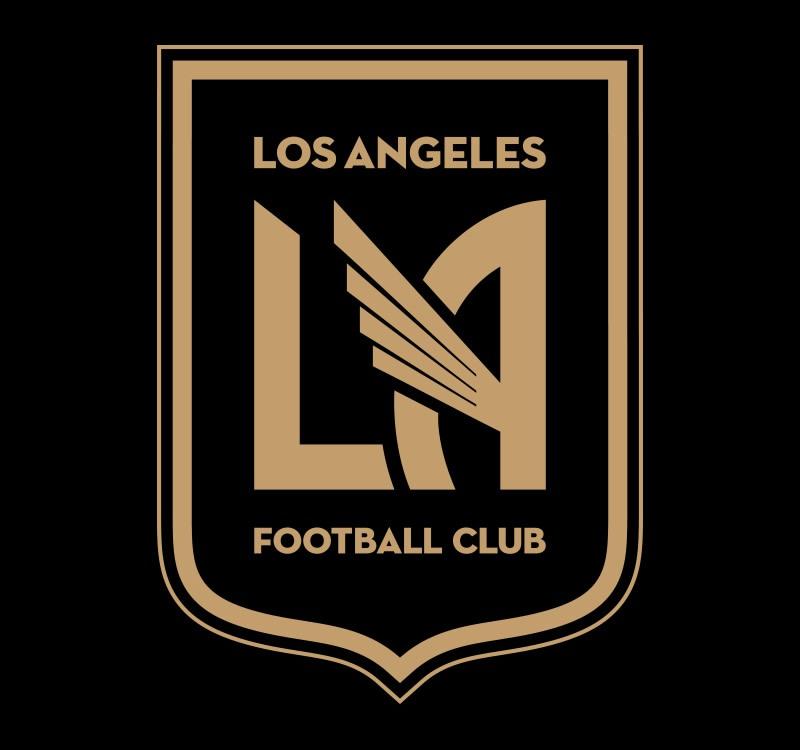 Nuevo escudo de LAFC | Imagen Web Oficial