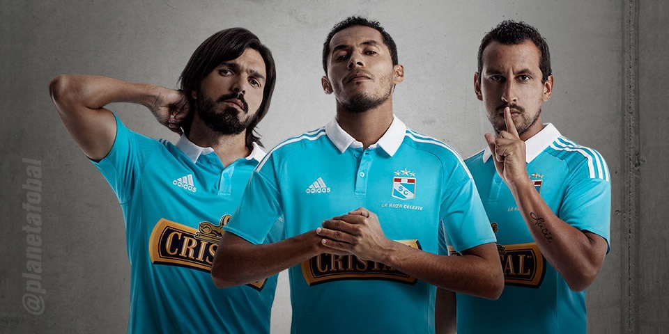 Nueva camiseta titular del Sporting Cristal | Foto Adidas Perú