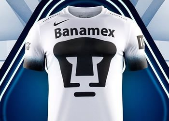 Tercera camiseta Nike de los Pumas | Foto web oficial