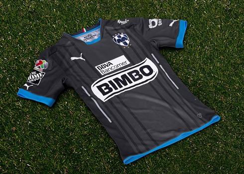 Tercera camiseta Puma del Monterrey para 2016 | Imágenes Tienda Oficial