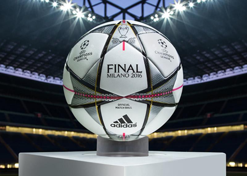 Balón Finale Milano 2016 | Foto Adidas