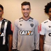 Nuevas casaca del Atlético Mineiro | Foto Web Oficial