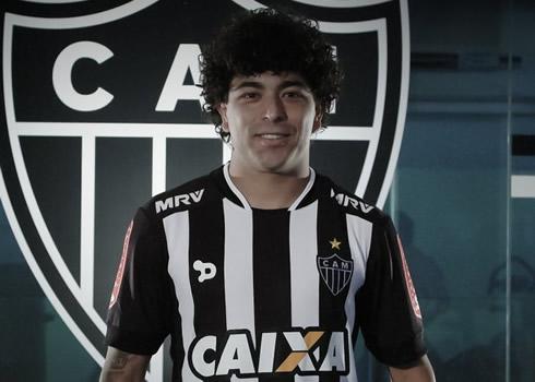 Nuevas casaca del Atlético Mineiro   Foto Web Oficial
