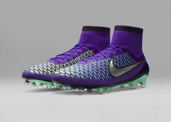 Botines Magista Obra del Metal Flash Pack | Foto Nike