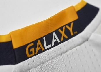 Detalles de la casaca del Galaxy | Foto Web Oficial