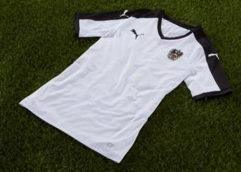 Nueva camiseta de Austria | Foto Puma