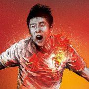 Camiseta titular del Guangzhou Evergrande para 2016   Foto Nike