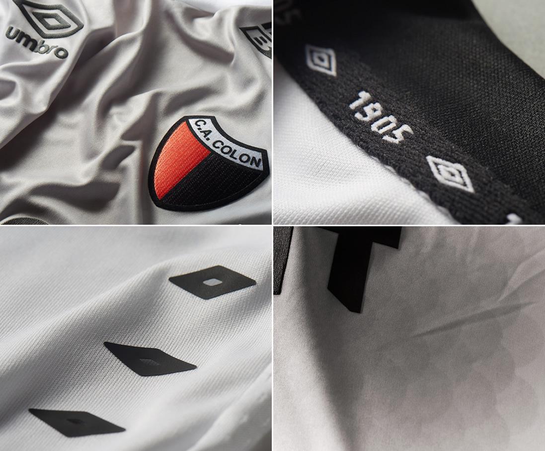 Nueva camiseta suplente de Colón de Santa Fe | Imágenes Umbro Argentina