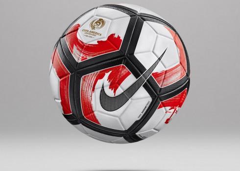 Nueva pelota de la Copa América   Foto Nike