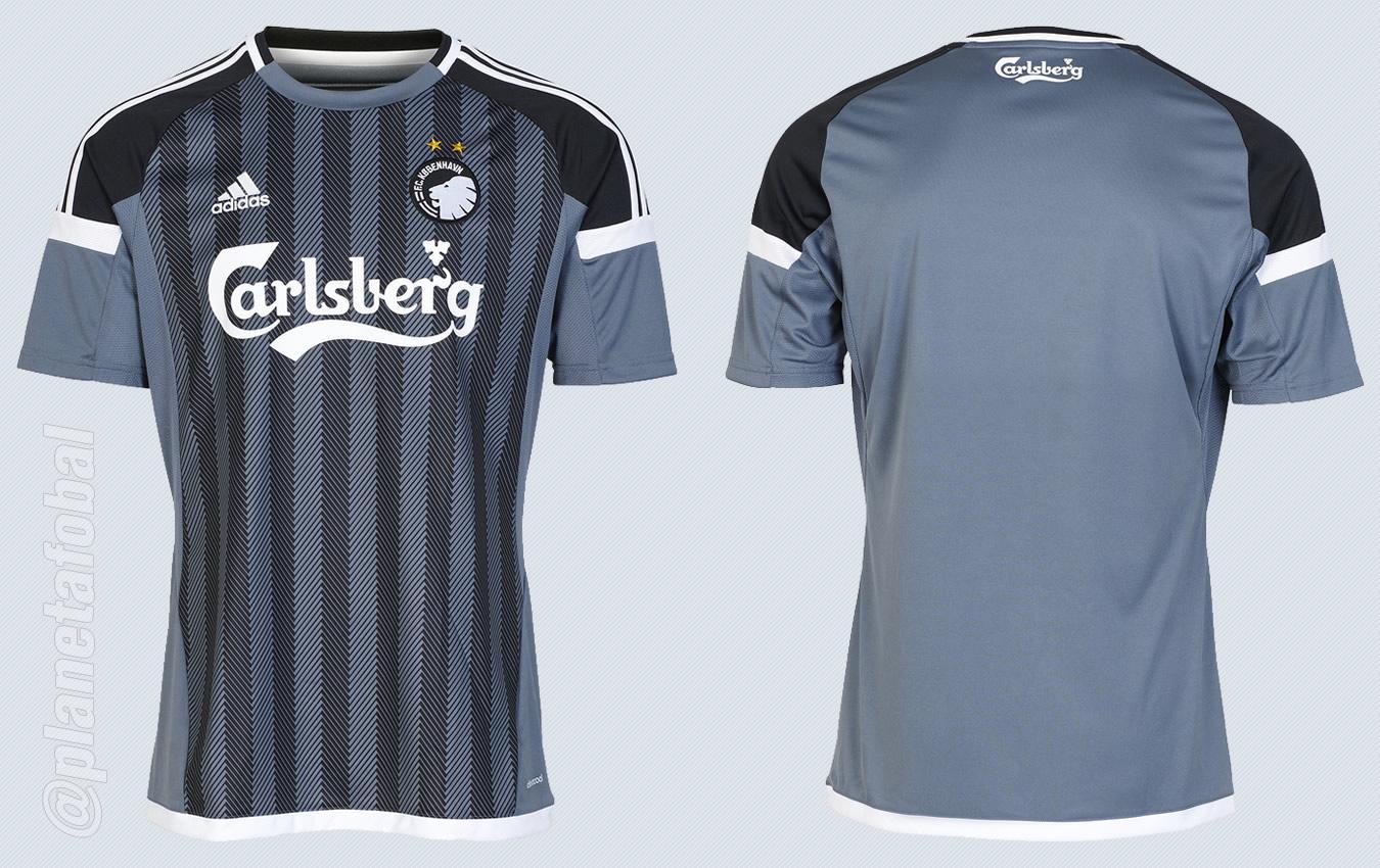 Tercera camiseta del Kobenhavn | Imágenes Web Oficial