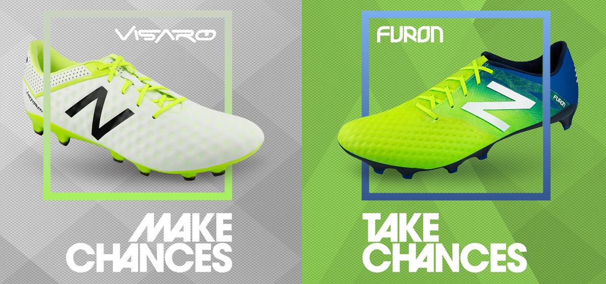 Nuevos colores para los Visaro y Furon | Foto New Balance