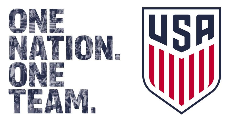 Nuevo logo de la US Soccer | Imagen Web Oficial
