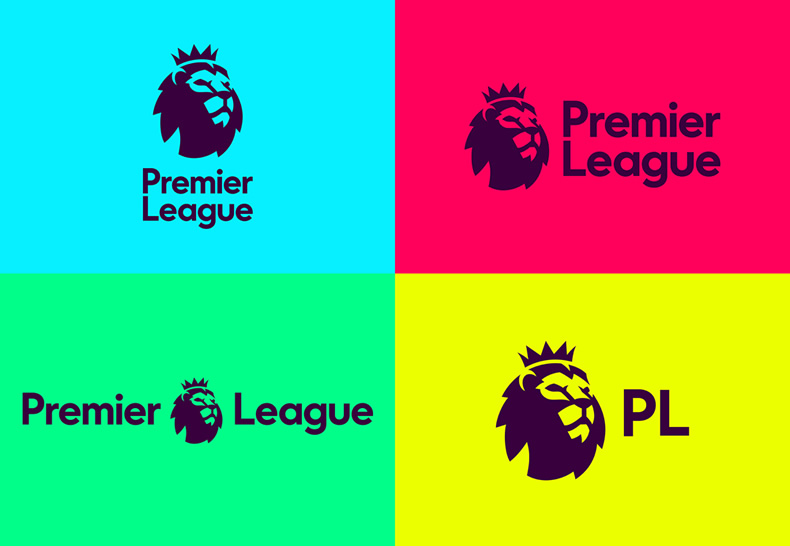 Variantes del logotipo | Foto Web Oficial