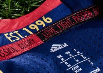 Nueva casaca de los Red Bulls | Foto Web Oficial