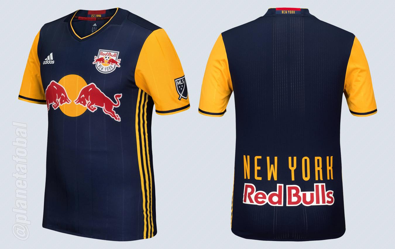 Nueva casaca de los Red Bulls | Imágenes Tienda Oficial