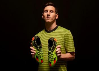 Messi estrenará nuevo colorway en el choque ante Arsenal | Foto Team Messi