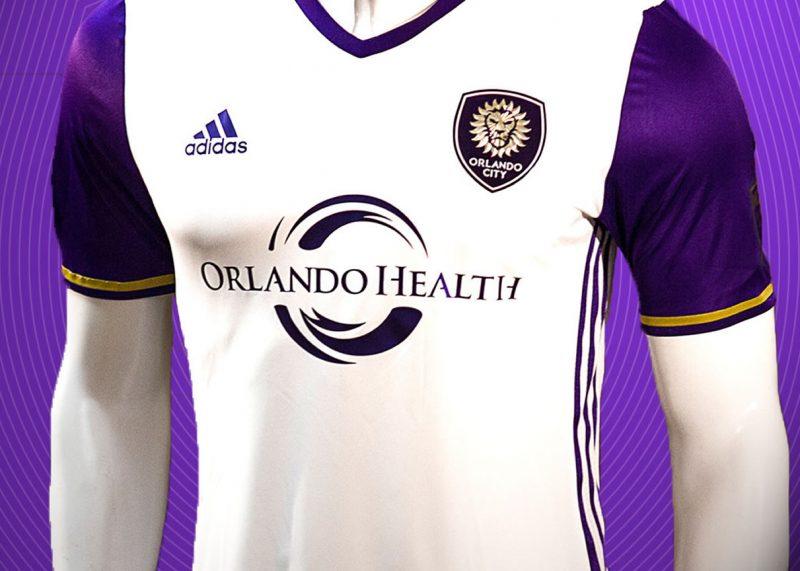 Nueva casaca de Orlando City   Imágenes Web Oficial