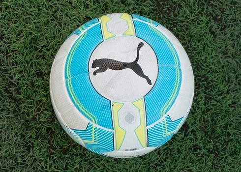 Nuevo balón para el campeonato uruguayo | Foto Puma