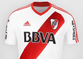 Nueva camiseta de River | Foto Tienda Oficial