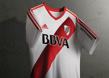 Nueva camiseta de River   Foto Adidas