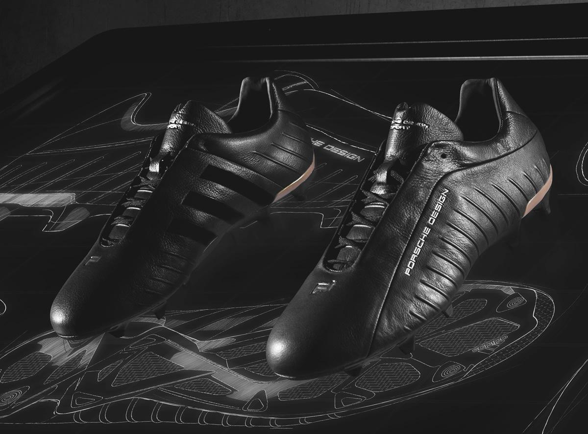 Los botines de Adidas y Porsche | Foto Adidas