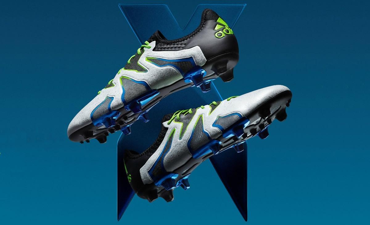 Nuevos botines X15+ SL | Foto Adidas