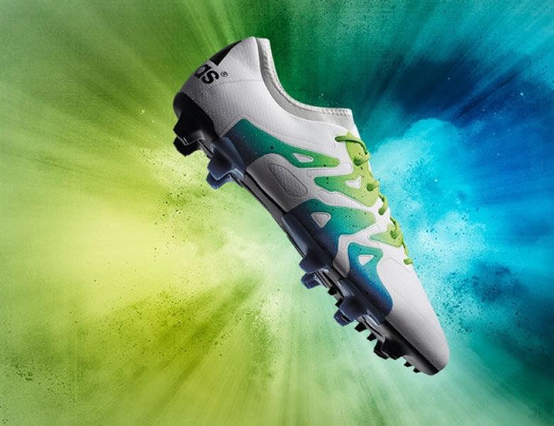 Nueva versión de los X15.1 | Foto Adidas