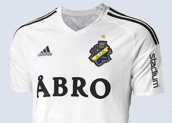 Camiseta suplente del AIK Solna | Imágenes Web Oficial